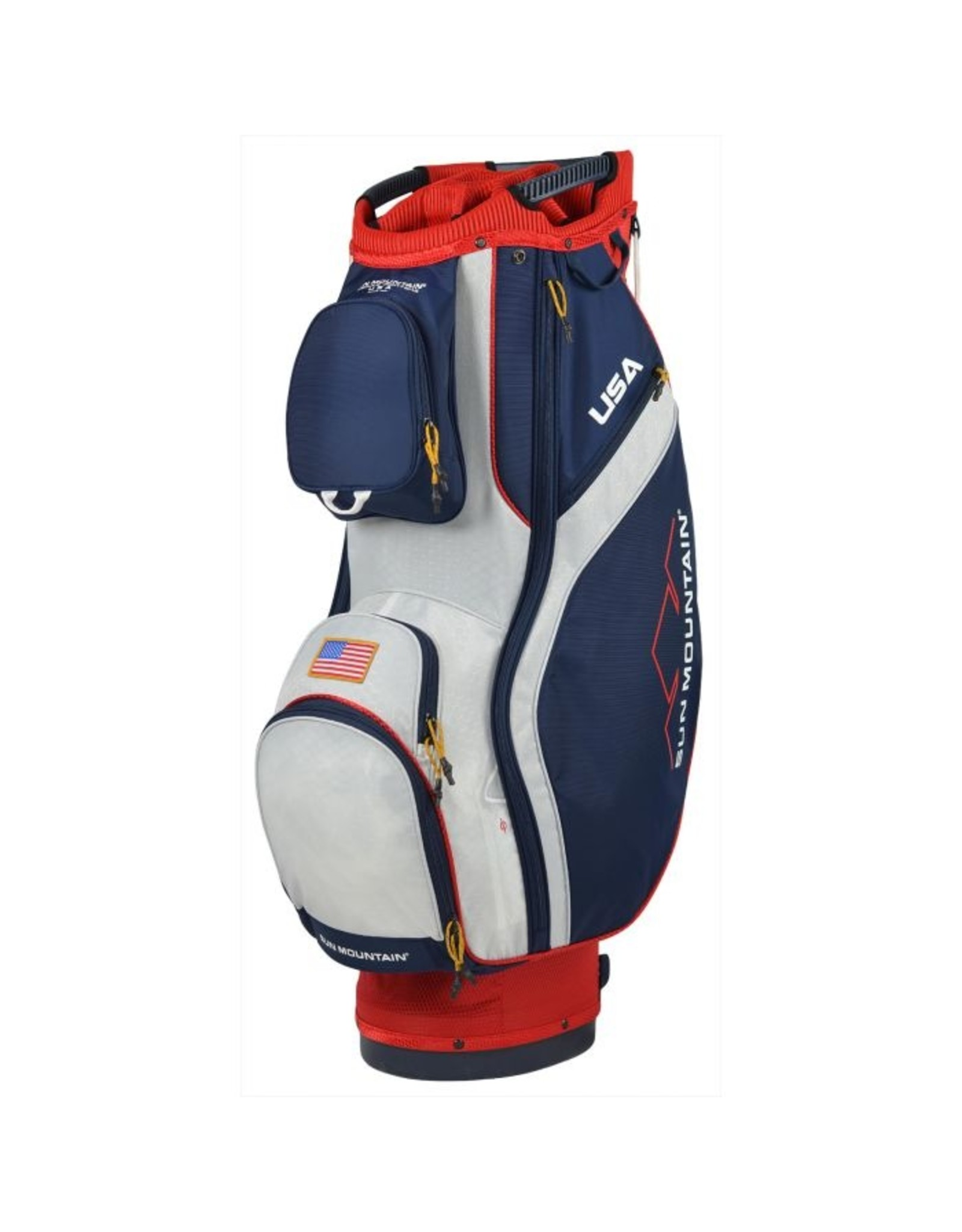 SUN MOUNTAIN SUN MOUNTAIN 2021 TETON CART BAG