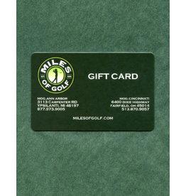 GIFT CARD (Choose Amount)