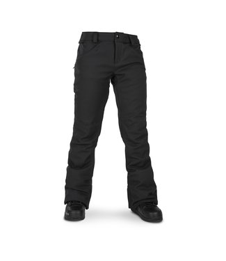 VOLCOM VOLCOM GRAIL 3D STRETCH SNOW PANT WOMENS BLACK 2020