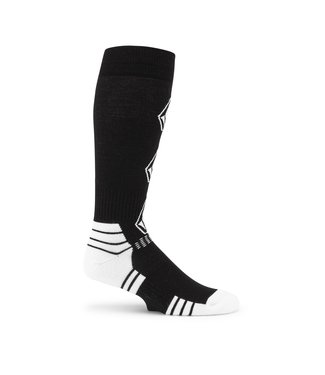 VOLCOM VOLCOM MENS SYNTH SNOWBOARD SOCK BLACK 2020
