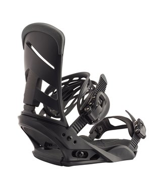 BURTON BURTON MISSION RE:FLEX SNOWBOARD BINDING BLACK 2020