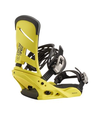 BURTON BURTON MISSION RE:FLEX SNOWBOARD BINDING GRELLOW 2020