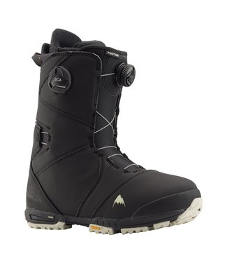 BURTON BURTON MENS PHOTON BOA SNOWBOARD BOOT BLACK 2020