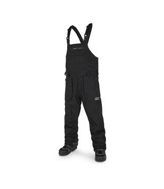 VOLCOM VOLCOM MENS RAIN GORE-TEX BIB SNOW PANT BLACK 2020