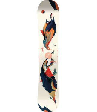 CAPITA CAPITA SPACE METAL FANTASY WOMENS SNOWBOARD 2020