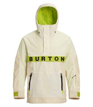 BURTON BURTON MENS FROSTNER ANORAK SNOW JACKET STOWHT / ALMRIP / TENSHO 2020