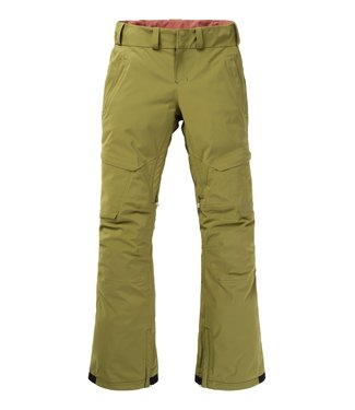 BURTON BURTON WOMENS AK GORE SUMMIT INSULATED SNOW PANT MARTINI OLIVE 2020