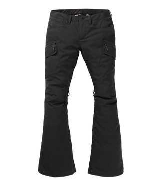 BURTON BURTON WOMENS GLORIA TALL SNOW PANT TRUE BLACK 2020
