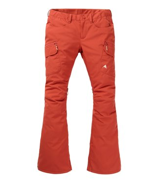 BURTON BURTON WOMENS GLORIA INSULATED SNOW PANT TANDORI 2020