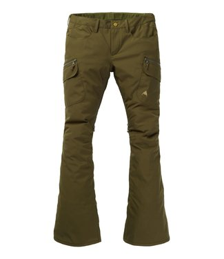 BURTON BURTON WOMENS GLORIA INSULATED SNOW PANT FOREST NIGHT 2020
