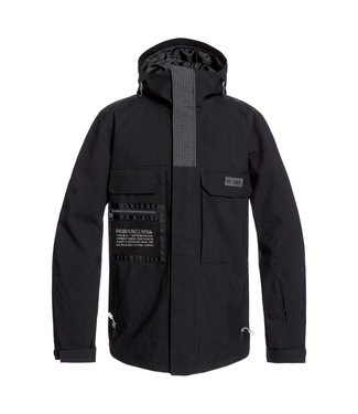 DC DC DEFIANT SNOW JACKET 2020