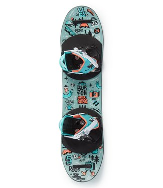 BURTON BURTON BOYS AFTER SCHOOL SPECIAL SNOWBOARD PACKAGE 2020