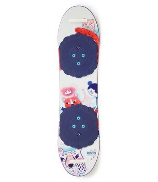 BURTON BURTON GIRLS CHICKLET SNOWBOARD 2020