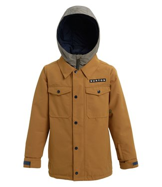 BURTON BURTON BOYS UPROAR SNOW JACKET WOOD THRUSH 2020