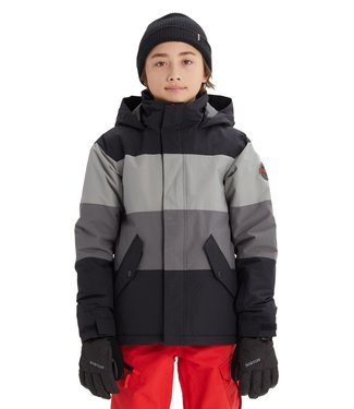 BURTON BURTON BOYS SYMBOL SNOW JACKET TRUE BLACK MULTI 2020