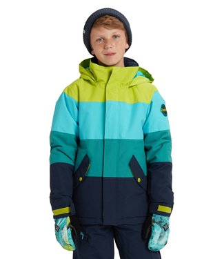 BURTON BURTON BOYS SYMBOL SNOW JACKET TENDER SHOOTS MULTI 2020
