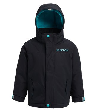 BURTON BURTON INFANT BOYS MINISHRED AMPED SNOW JACKET TRUE BLACK 2020