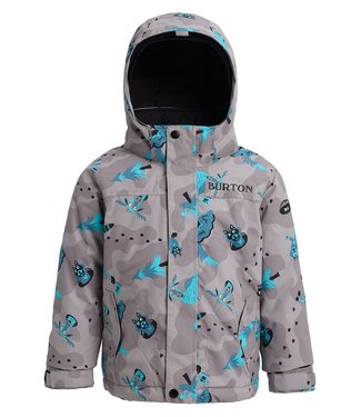 BURTON BURTON INFANT BOYS MINISHRED AMPED SNOW JACKET HIDE AND SEEK 2020