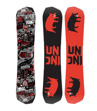 YES YES GREATS UNINC SNOWBOARD 2020