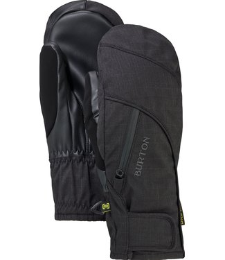 BURTON BURTON WOMENS BAKER 2 IN 1 UNDER MITT TRUE BLACK 2020