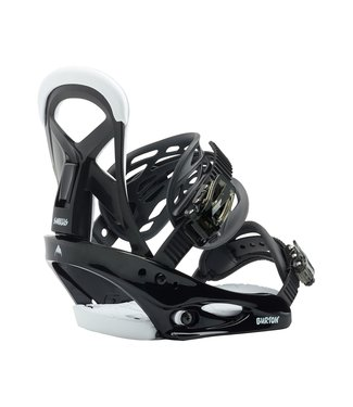 BURTON BURTON BOYS SMALLS SNOWBOARD BINDING BLACK 2020