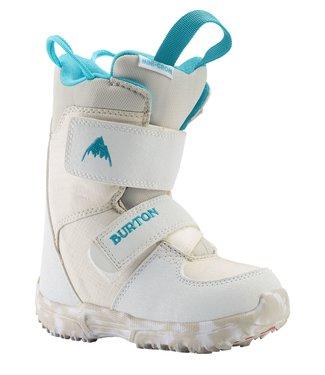 BURTON BURTON MINI GROM SNOWBOARD BOOT WHITE 2020