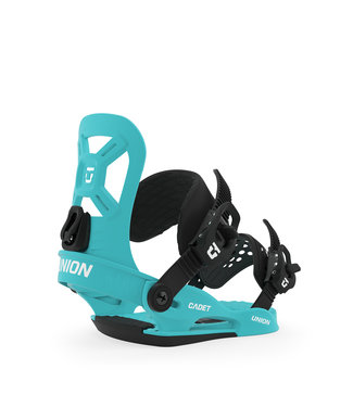 UNION UNION BOYS CADET XS SNOWBOARD BINDING BLUE 2020