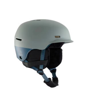 ANON ANON HIGHWIRE SNOWBOARD HELMET LAY BACK GREY 2020