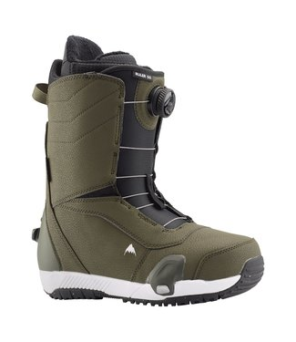 BURTON BURTON MENS RULER STEP ON SNOWBOARD BOOT CLOVER 2020