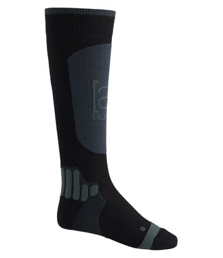 BURTON BURTON MENS AK ENDURANCE SNOWBOARD SOCK TRUE BLACK 2020
