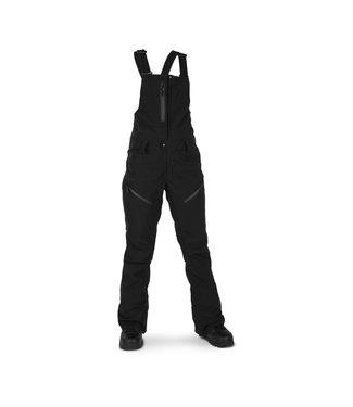 VOLCOM VOLCOM WOMENS ELM GORE-TEX BIB SNOW PANT BLACK 2020