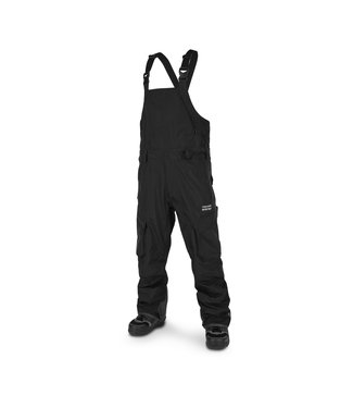 VOLCOM VOLCOM MENS 3L GORE-TEX BIB SNOW PANT BLACK 2020