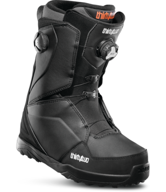 THIRTY-TWO THIRTYTWO MENS LASHED DOUBLE BOA SNOWBOARD BOOT BLACK 2020