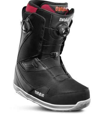 THIRTY-TWO THIRTYTWO MENS TM-2 DOUBLE BOA SNOWBOARD BOOT BLACK 2020