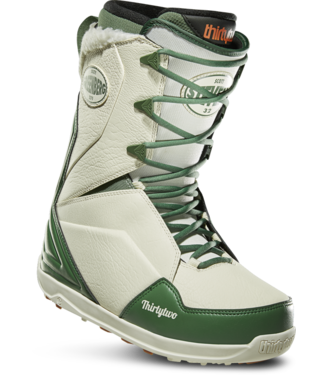THIRTY-TWO THIRTYTWO LASHED STEVENS QS SNOWBOARD BOOT GREEN / WHITE 2020