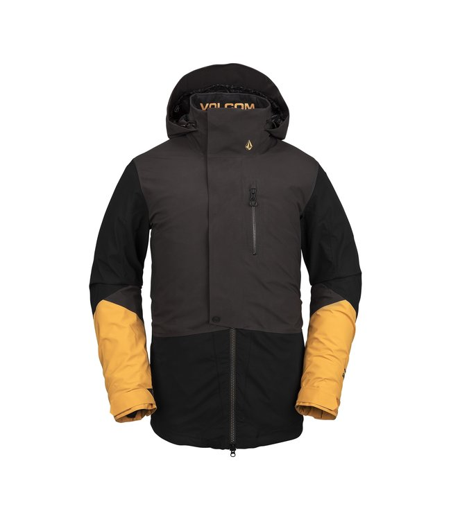half off detailed pictures fashion VOLCOM MENS BL STRETCH GORE-TEX SNOW JACKET VBK 2020 - ONE Boardshop