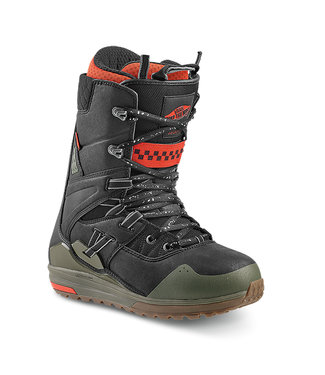 VANS VANS SEQUAL SNOWBOARD BOOT BLACK / GRAPE LEAF 2020