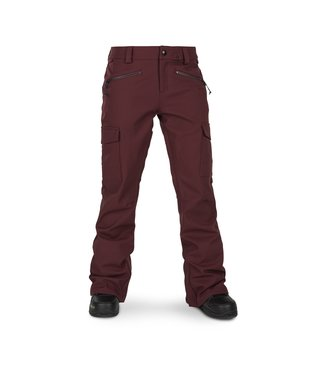 VOLCOM VOLCOM WOMENS GRACE STRETCH SNOW PANT SCR 2020