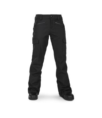 VOLCOM VOLCOM WOMENS GRACE STRETCH SNOW PANT BLACK 2020