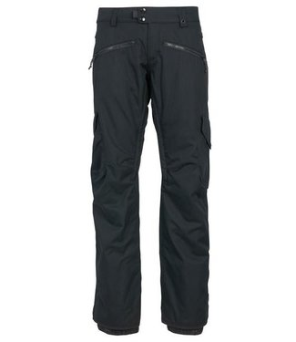 686 686 WOMENS MISTRESS INSULATED CARGO SNOW PANT BLACK 2020