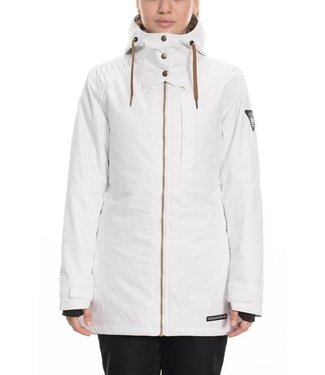 686 686 WOMENS AEON INSULATED SNOW JACKET WHITE 2020