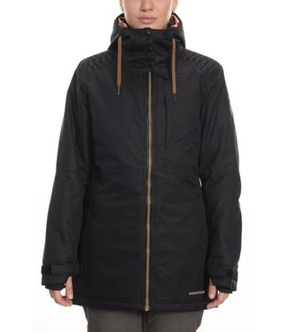 686 686 WOMENS AEON INSULATED SNOW JACKET BLACK 2020