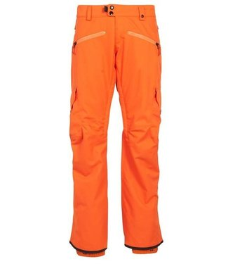 686 686 WOMENS MISTRESS INSULATED CARGO SNOW PANT ORANGE 2020