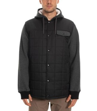 686 686 MENS BEDWIN INSULATED JACKET BLACK 2020
