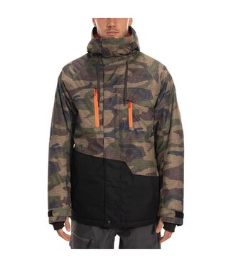 686 686 MENS GEO INSULATED SNOW JACKET DARK CAMO 2020