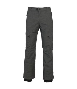 686 686 MENS QUANTUM THERMAGRAPH SNOW PANT CHARCOAL HEATHER 2020