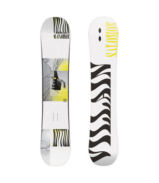 SALOMON SALOMON BOYS THE VILLAIN GROM SNOWBOARD 2020