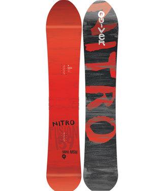 NITRO NITRO THE QUIVER FUSION SNOWBOARD 2020