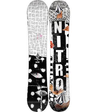 NITRO NITRO BEAST X VOLCOM SNOWBOARD 2020