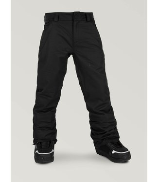 VOLCOM VOLCOM BOYS FREAKIN SNOW CHINO BLACK 2020
